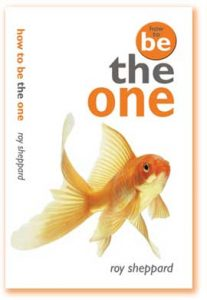 Dating Books - How to be the one book cover