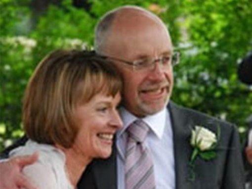 Julia and Chris