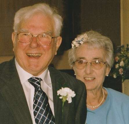 Eric and Margaret