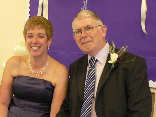 Christine and Peter