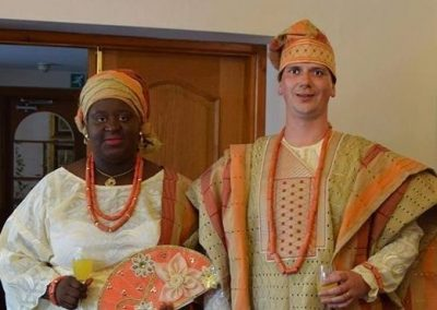 Olawumni and Matt