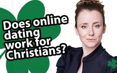 Does online dating work for Christians?